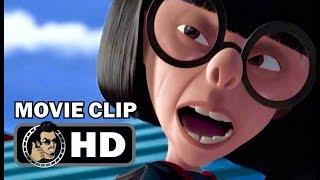 THE INCREDIBLES Movie Clip - No Capes (2004) Brad Bird Disney Pixar Animated Superhero Movie HD