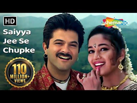 Saiyya Jee Se Chupke (HD) | Beta Songs | Anil Kapoor | Madhuri Dixit | Bollywood Hits | Filmigaane