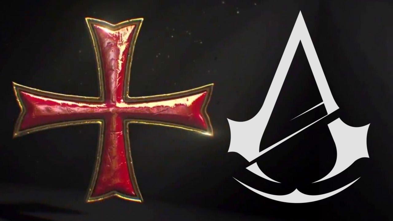Templar Cross Assassins Creed Assassin s Creed Unity