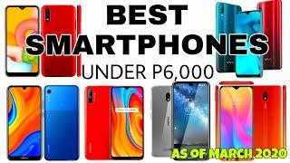 2020 BEST Smartphones Under PHP6,000 (S01E96)