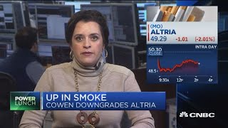 JUUL investment likely right move for Altria: Cowen analyst