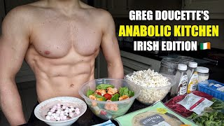 Full Day of Eating like Greg Doucette | Anabolic Kitchen | Low Calorie Meals for Fat Loss...
