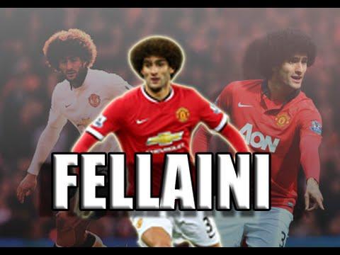 Marouane Fellaini - Manchester United - 2016