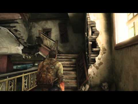 [E3 2012] The Last of Us - E3 Gameplay Trailer