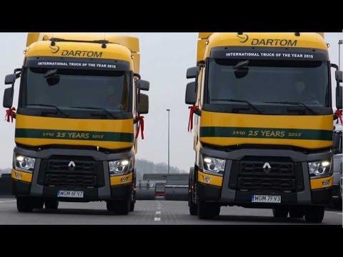 Przekazanie Pojazdów Dla Firm Dartom I Prymus