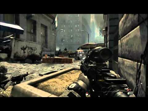MW3 WalkThrough PC Part 1 Prologue and Black Tuesday