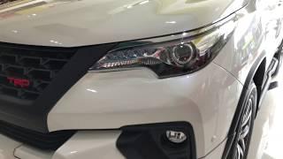 Toyota Fortuner TRD Philippines