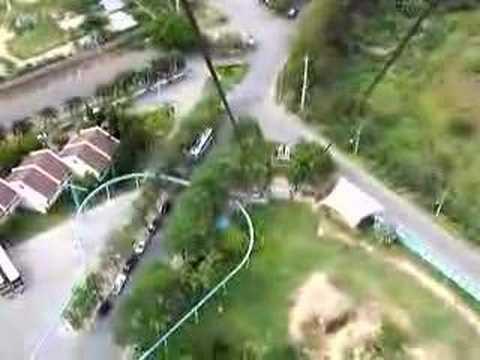 Sky Tower Jump Tower Jump at Pattaya Park