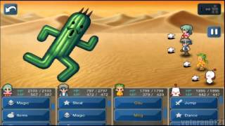 Final Fantasy VI (iOS) #72 Gilgamesh, Leviathan, and Gigantuar