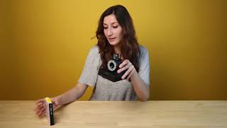 Polaroid - Impossible Polaroid - How to Frame and Focus with the I 1 Analog Instant Camera