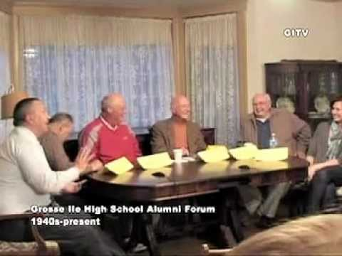 Grosse Ile Historical Society - Memories of High School (1940s-present)