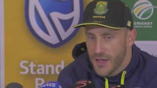 Proteas complete whitewash in spite of Warner heroics