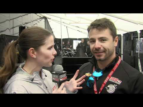 Oriol Servia & Panther DRR at Detroit