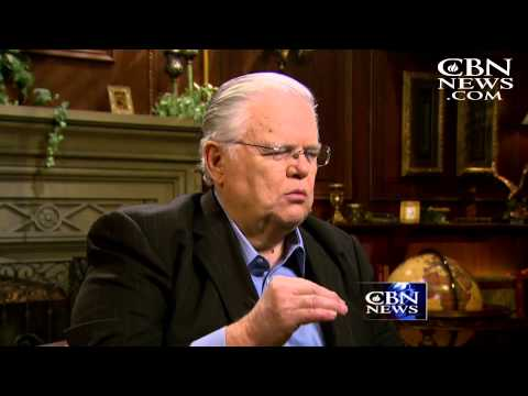 The Watchman: Pastor Hagee on Blood Moons and The Three Heavens