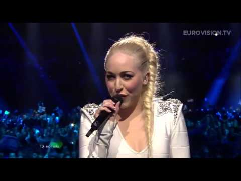[HD/3D] Margaret Berger - Feed You My Love (Norway) | LIVE - EUROVISION 2013 SONG CONTEST (Sweden)
