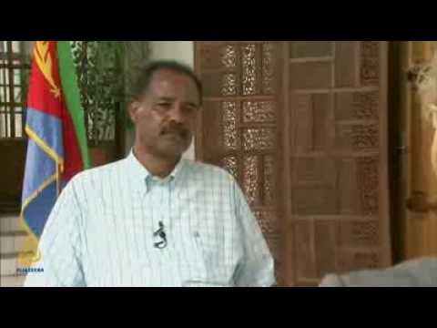 Eritrean president,  President Isaias Afwerki talking about Ethiopia and East Africa Part-2