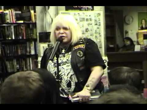 Genesis Breyer P-Orridge Reads @ The St. Mark s Bookshop, Part One