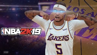 I Beat The Toronto Raptors In The NBA Finals & 2K Made Me Do A Rematch! NBA 2K19 MyCareer