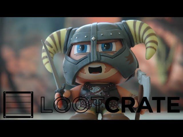 "Loot Crate - April 2014 - ""DRAGON"""