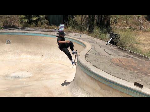 Ronnie Sandoval Malibu Pool