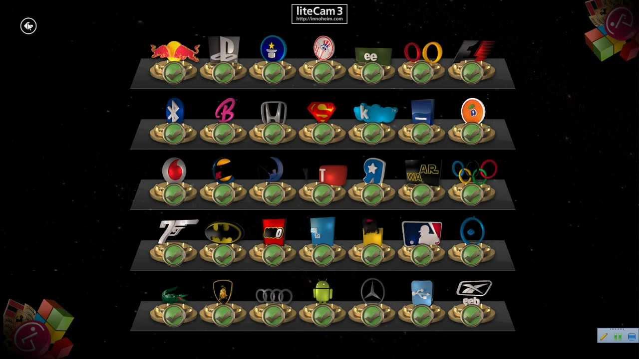 3d logo quiz (win8) soluzioni livello 1 package 2 ... Gaming Logo Quiz 2 Level 6
