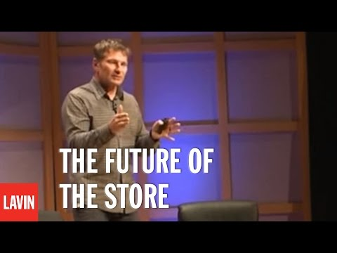The Future of the Store—Four Concepts: Retail Speaker Doug Stephens