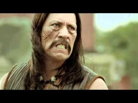 Machete Fight seen Steven Seagal