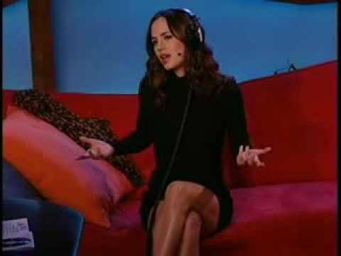 Eliza Dushku on Howard Stern Show (Well Edited)