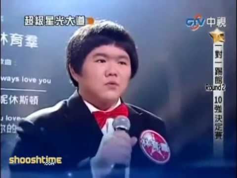 You Won't Believe The Voice on This Asian Kid Music Videos
