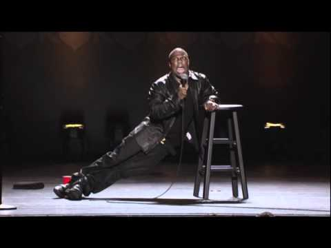 Kevin Hart - Seriously Funny  Grandpa Falling video