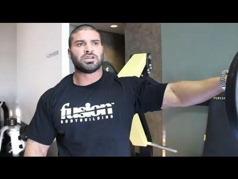 VIP Training Video: Glute-Ham Leg Raises with Santana and Salim