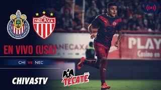 Chivas vs. Necaxa EN VIVO presentado por TECATE Jornada 6 Apertura 2019 CHIVASTV ESPAOL