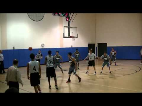 2014 Ribet Academy vs Golden Valley - 07/19/2014