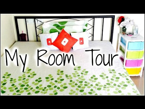 My Room Tour (vlog) | Debasree Banerjee