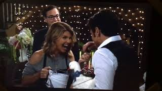 Fuller house: DJ and Steve's third first date