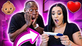 SHE TOOK A PREGNANCY TEST BABY #4 DETAILS