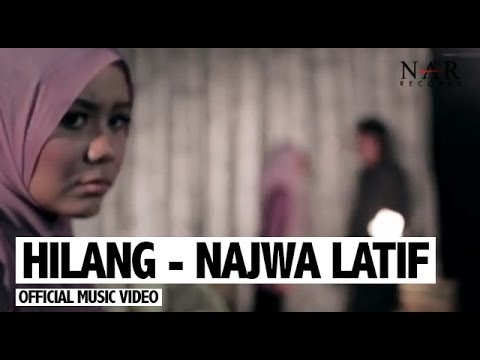 Najwa Latif  - Hilang (official Music Video) video