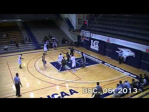 Claude Forte Highlight (Lackawanna College)