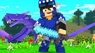 Minecraft: INCRÍVEL ESPADA DE GELO! - GAME OF DRAGONS Ep.9 ‹ STHAN ›