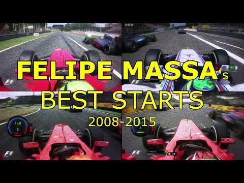 Felipe Massa's Best Starts 2008-2015