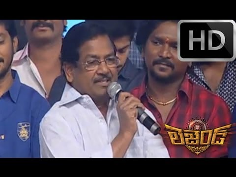 B.Gopal - Legend Audio Launch  - BalaKrishna Boyapati DSP