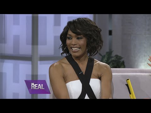 Angela Bassett Dishes on Playing Famous Women