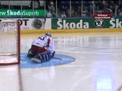 ЧМ по хоккею 2008. 2-й тур. Чехия - Россия