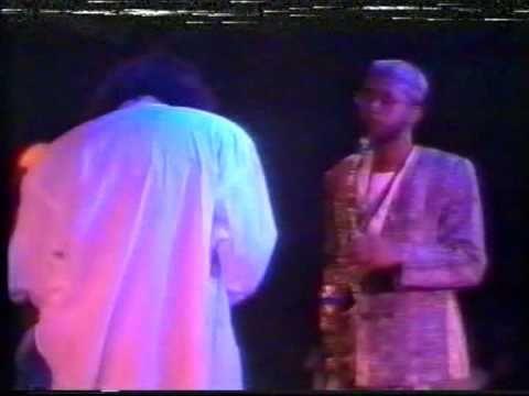 Miles Davis And Kenny Garrett Trade Solos.