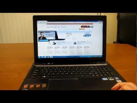 Lenovo IdeaPad Y580 First Thoughts Review