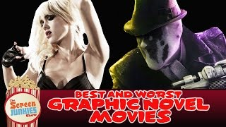 Best & Worst Graphic Novel Movies