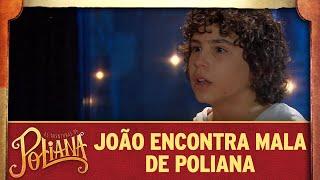 João encontra mala de Poliana | As Aventuras de Poliana