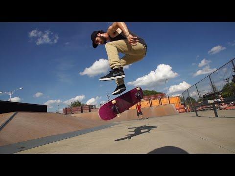 Skateology: varial heelflip