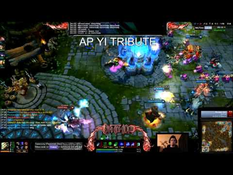 Last minutes of AP Yi by Phantomlord R.I.P.
