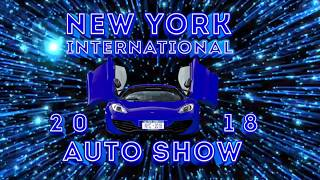 New York International Auto Show Video 2018